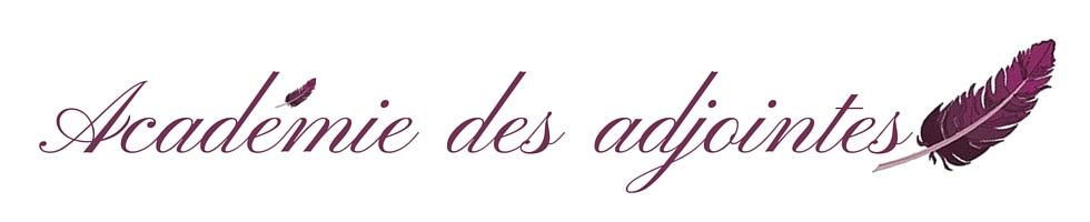 Académie des adjointes logo