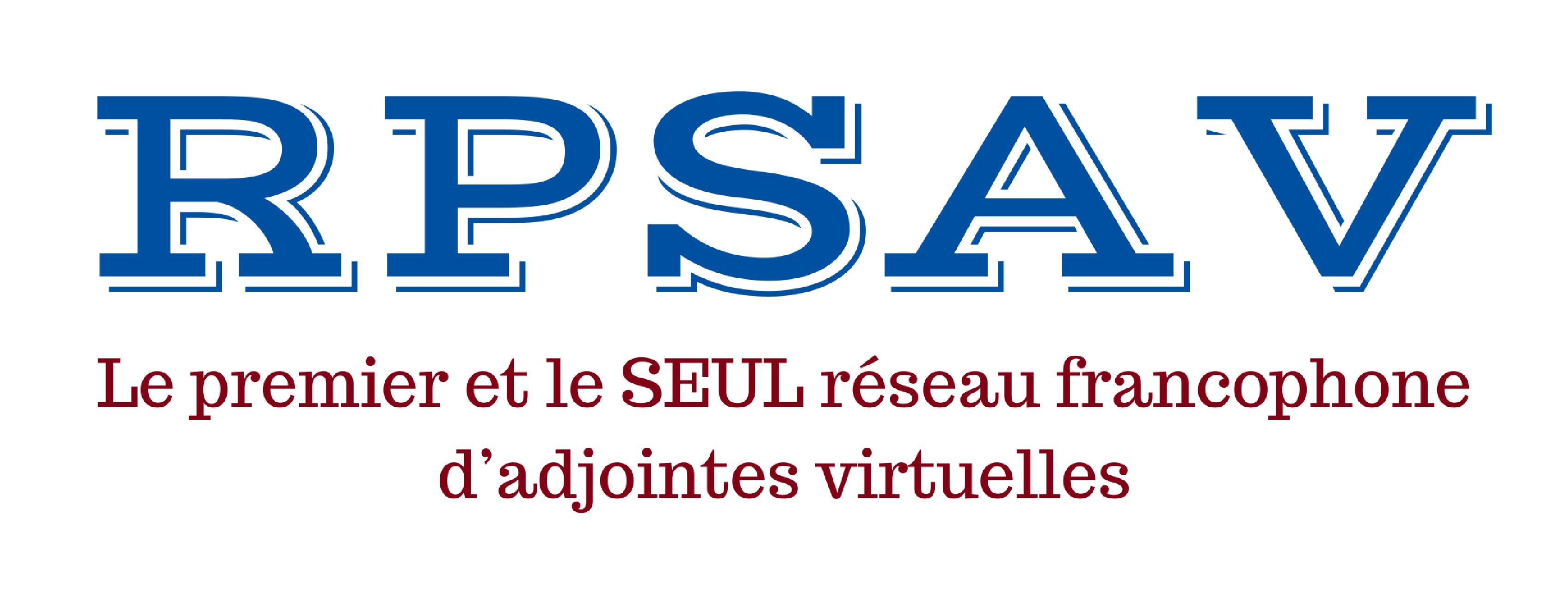 RPSAV - Réseau des adjointes virtuelles