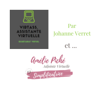 Amélie Piché & Johanne Verret – Virtass, Assistantes Virtuelles